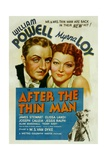 AFTER THE THIN MAN  William Powell  Myrna Loy  Asta  1936