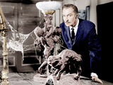 HOUSE ON HAUNTED HILL  Vincent Price  1959