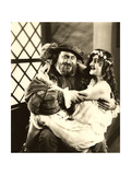 ANNA BOLEYN  (aka ANNE BOLEYN  aka DECEPTION)  left: Emil Jannings as Henry VIII  1920