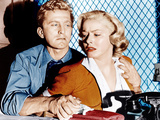 DETECTIVE STORY  from left: Kirk Douglas  Eleanor Parker  1951