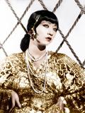 Anna May Wong  ca 1930s