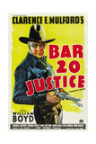 BAR 20 Justice  William Boyd  1938
