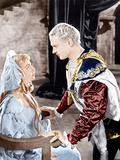 HAMLET  from left: Jean Simmons  Laurence Olivier  1948