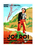 WAYS OF LOVE  (aka JOFROI)  French poster  Vincent Scotto  1933
