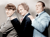 DISORDER IN THE COURT  from left: Moe Howard  Larry Fine  Curly Howard  (aka The Three Stooges)
