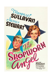 THE SHOPWORN ANGEL  James Stewart  Margaret Sullavan  1938
