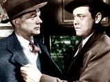 THE THIRD MAN  from left: Joseph Cotten  Orson Welles  1949
