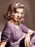 Lauren Bacall  ca 1945