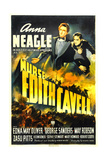 NURSE EDITH CAVELL  US poster art  from left: Anna Neagle  Jimmy Butler  1939