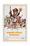 BANANAS  movie poster  1971