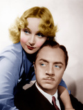 MY MAN GODFREY  from left: Carole Lombard  William Powell  1936