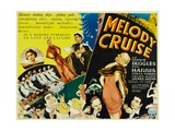 MELODY CRUISE  right:  Charles Ruggles  Helen Mack  Phil Harris  1933
