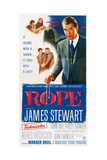 ROPE  right: James Stewart  1948