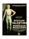 MONSIEUR BEAUCAIRE  Rudolph Valentino  1924