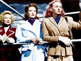 A LETTER TO THREE WIVES  from left: Ann Sothern  Linda Darnell  Jeanne Crain  1949