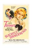 SLIGHTLY DANGEROUS  Lana Turner  Robert Young  1943