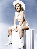 Jean Arthur  ca 1940s