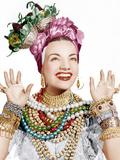 Carmen Miranda  ca late 1940s