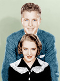 DAMES  from top: Dick Powell  Ruby Keeler  1934