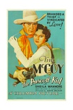 THE PRESCOTT KID  from left: Tim McCoy  Sheila Mannors (aka Sheila Bromley)  1934