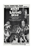 NIGHT OF THE LIVING DEAD  US poster  1968