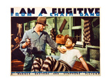 I AM A FUGITIVE FROM A CHAIN GANG  Edward McNamara  Paul Muni  1932
