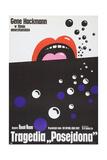 THE POSEIDON ADVENTURE  (aka TRAGEDIA POSEJDONA)  Polish poster  1972