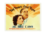 ANOTHER DAWN  from left: Kay Francis  Errol Flynn  1937