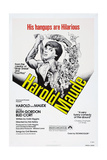 HAROLD AND MAUDE  US poster  Bud Cort  1971