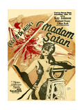 MADAM SATAN  Kay Johnson  window card  1930