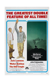 THE ODD COUPLE  ROSEMARY'S BABY  US poster  from left: Jack Lemmon  Walter Matthau  1968
