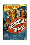 TWO MINUTES TO PLAY  second from left: Herman Brix (aka Bruce Bennett)  1936