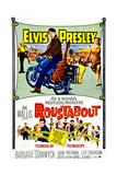 Roustabout  Barbara Stanwyck  Elvis Presley  Joan Freeman  1964