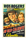 IN OLD CALIENTE  George 'Gabby' Hayes  Roy Rogers  Mary Hart  1939