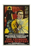 THE CRIMSON STAIN MYSTERY  'Episode No 11: The Tortured Soul'  1916