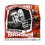 THE PSYCHOPATH  US lobbycard  1966