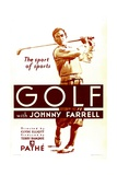 GOLF  Johnny Farrell  1930