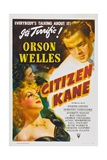 Citizen Kane  Orson Welles  1941
