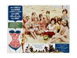 How to Stuff a Wild Bikini  Annette Funicello  1965