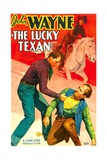 THE LUCKY TEXAN  John Wayne  1934