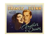 ANOTHER DAWN  Kay Francis  Errol Flynn  1937