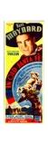 IN OLD SANTA FE  top and bottom: Ken Maynard on insert poster  1934