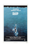 THE DEEP  US poster  1977