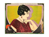 THE IMPOSSIBLE MRS BELLEW  Gloria Swanson on lobbycard  1922
