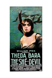 THE SHE DEVIL (aka THE SHE-DEVIL)
