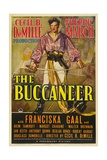THE BUCCANEER  Fredric March  1938