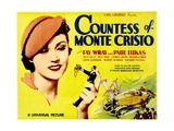 COUNTESS OF MONTE CRISTO  from left: Fay Wray  Paul Lukas  1934
