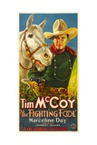 THE FIGHTING FOOL  Tim McCoy  1932