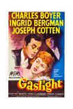 GASLIGHT  Charles Boyer  Ingrid Bergman  Joseph Cotten  1944