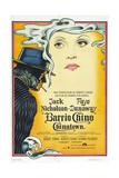 CHINATOWN  (aka BARRIO CHINO)  Argentinan poster  from left: Jack Nicholson  Faye Dunaway  1974